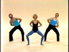 Jazzercise 1982 Original Workout Compilation by Judi Sheppard Missett 80s Workout, Aerobics Workout, Workout Music, Workout Humor, Workout Videos, Exercise Videos, Squat, Fitness Diet, Fitness Motivation