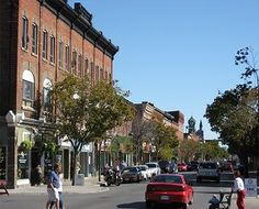 Our Main Street Main Street, Street View, Carleton Place, Ottawa Valley, Ontario, Maine, Canada, Community, Vacation