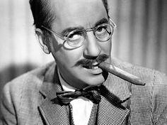Groucho Marx, comedi
