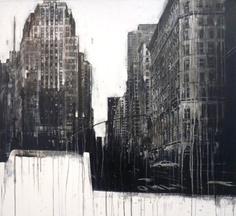 Mo Maurice Tan - Herald square New York. Tan Tumblr, Herald Square, Street Painting, Maurice, Urban Life, Contemporary Artists, Artsy Fartsy, New York Skyline, Exterior