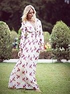 Jenny Printed Dress