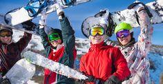 Reit im Winkl #Bayern #Alpen #Snowboard