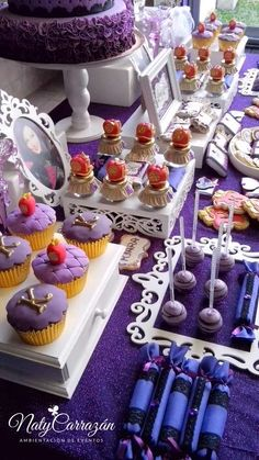 Descendants.Maleficent's daugther Birthday Party Ideas   Photo 14 of 15