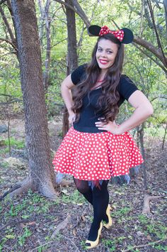 Adult minnie mouse costume & many, many others including lots of dress up ideas for little ones are found at this link honeys <3