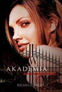 Akademia Wampirów  Richelle Mead  RECENZJA: http://moznaprzeczytac.pl/akademia-wampirow-recenzja-ksiazki/