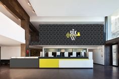 The Silk Warehouse Identity by Sean Phelps, via Behance