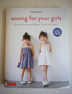 Free Pattern, Tutorial and Sewing Video – A simple dress | Japanese Sewing, Pattern, Craft Books and Fabrics