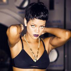 Rihanna - Styled to Rock