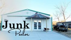 Check out The Junk Parlor on YouTube The Junk Parlor | Old stuff and cool junk for your home | Business Coach for Antique Dealers thejunkparlor.com Antique Dealers, Antique Shops, Brick And Mortar, Antiques For Sale, Old Things, Business, Outdoor Decor, Youtube, Check