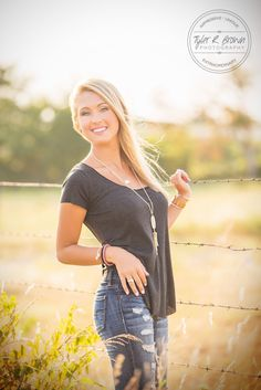 Carly Garrett - Senior Model Rep - Class of 2016 - Heritage High School - Frisco - Texas - Dallas Photographer - Senior Portraits - Blonde - Summer - Ideas for Girls - Cute Poses - Tyler R. Brown Photography