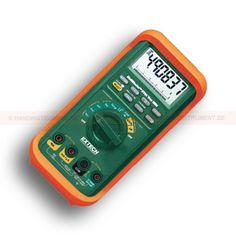 http://termometer.dk/multimeter-r13262/digitale-multimetre-r13263/multimeter-multimaster-trms-med-temperatur-funktion-53-MM570A-r13307  Multimeter, MultiMaster, TRMS med temperatur-funktion  Bredspektrede multimeterfunktioner med 0,02% grundlæggende DCV nøjagtighed og op til 100 kHz sand RMS ACV båndbredde  50.000 count (500.000 for DCV og Hz) baggrundsbelyst LCD display med søjlediagram  Special Sand RMS kombination AC + DC-funktion til måling af rektificeret AC (ikke symmetriske)...