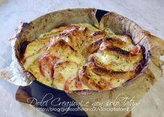 Torta di pane pomodoro e mozzarella: è un pò come un tramezzino gigante ma cotto in forno per un risultato filante, cremoso e croccante. Con poca spesa, ...