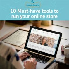 10 tools to run your online store