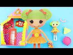 Mini Lalaloopsy Doll Review - Dyna Might