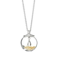 Look what I found at UncommonGoods: Glass Globe of Luck Necklace for AUD 116.40