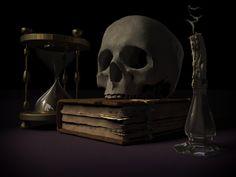 Benson Gill - skull wallpaper backgrounds hd - 2000x1500 px