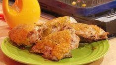 Clinton Kelly's Chicken Tacos with Mango Salsa