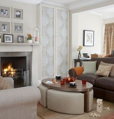 5 Ways to Create a Kid-friendly Family Room - Home Stories A to Z 1