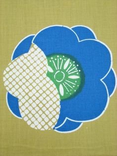 Retro kimono cotton fabric