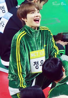He's so cute😘 Nct 127, Winwin, Taeyong, Jaehyun, Kim Jung Woo, Fandoms, Entertainment, Nct Dream, K Idols
