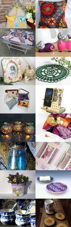 Fantasy home decoration by Ela Decors on Etsy--Pinned with TreasuryPin.com