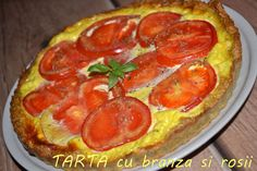 Cooking Recipes, Healthy Recipes, Healthy Food, Dukan Diet, Pepperoni, Quiche, Food And Drink, Pizza, Home