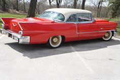 1956 Cadillac Eldorado Seville. Yes.