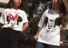 「アベイル ミッキー Tシャツ」の画像検索結果