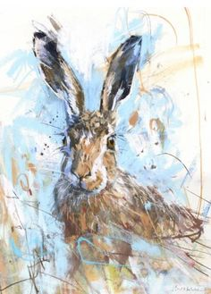 Thompsons Galleries | Spring Hare in Spring Exhibition, Aldeburgh at Aldeburgh