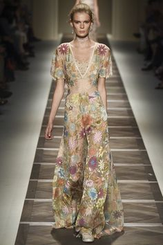Etro - Spring/Summer 2016 Ready-To-Wear - MFW (Vogue.co.uk)