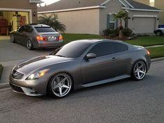 Infiniti Sedan, 2008 Infiniti G37, Honda S2000, Honda Civic, Infinity Suv, Infiniti Vehicles, G37 Sedan, Nissan 350z, Slammed Cars