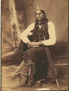 Quannah Parker, Comanche Chief