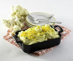 CHOU-FLEUR À LA POLONAISE Voici une version crémée de la célèbre recette. Une recette facile à préparer et agréable en toute occasion