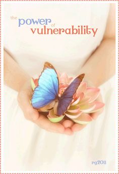 The power of vulnerability for an enneagram type 8