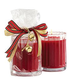 Aromatique the smell of christmas optic candle dillards more