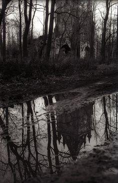 Gothic landscape | Yaroslav Gerzhedovich - Flickr - Photo Sharing!