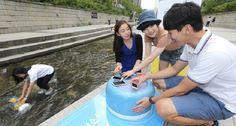 Seul vai instalar pontos de carregamento hidroeléctricos para smartphones