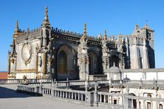 Convento de Cristo – Tomar, Portugal | Atlas Obscura