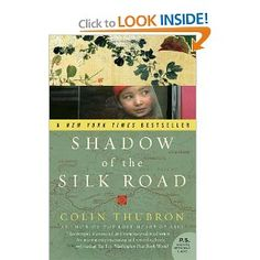 "Non fiction. Thubron spent 8 months traveling the 2000 year old trade route known as ""The Silk Road"". This is his account of that time. One of his best."