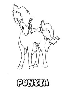 Coloring Pages Pokemon Eevee Awesome Ponyta Pokemon Coloring Page Pokemon Umbreon, Pokemon Sprites, 150 Pokemon, Pokemon Party, Eevee Evolutions, Boy Coloring, Horse Coloring Pages, Truck Coloring Pages, Coloring Pages For Girls