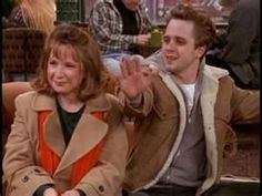Friends guest stars: Giovanni Ribisi as Phoebe's half-brother, Frank and Debra Jo Rupp as his wife, Alice.