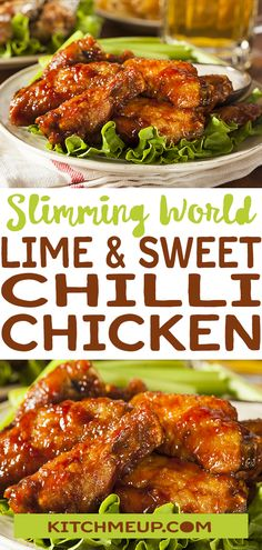 chicken chilli sweet chili lime Lime Sweet Chilli Chicken Lime Sweet chili chickenYou can find Slimming world chicken recipes and more on our website Slimming World Chilli, Slimming World Dinners, Slimming World Chicken Recipes, Slimming World Diet, Slimming Eats, Slimming Recipes, Healthy Chicken Recipes, Cooking Recipes, Slimming World Sweets