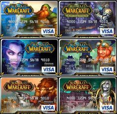12 Coolest Credit Cards (cool credit cards, funny credit cards) - ODDEE