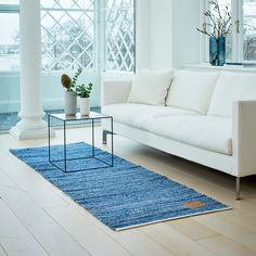 Jeans carpet, 80x240 – Rug Solid #interior #design #scandinavian