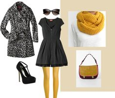 """Edgy Fall"" by rachel-schuman on Polyvore"