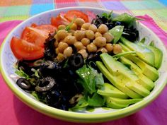 Mediterranean recipes...I have made several of these, and they are delicious!