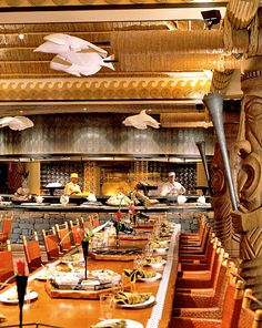 If you want to add some time tested Disney World restaurants to your itinerary, here are 20 recommended table-service restaurants at Walt Disney World.