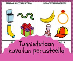 Etusivu Kindergarten Crafts, Beginning Of School, Early Childhood Education, Teaching Kids, Montessori, Language, Learning, Peda