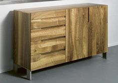 Nothing compares to the natural radiance of wood… and the wooden sideboard from…