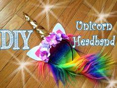 EASY Angel Wings & Unicorn Hood Tutorial // DIY Dolls/Dollhouse - YouTube